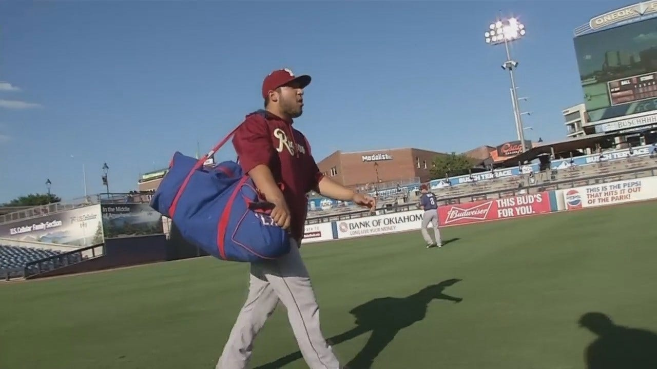 Former ORU Catching Standout Makes Impact In First Big League Stint