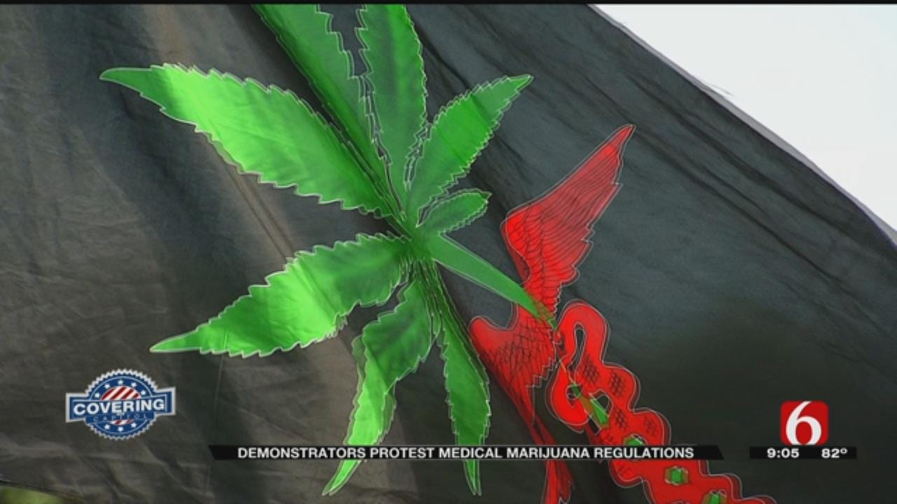 "Marijuana Activists Say They Are ""Mad As Hell"""