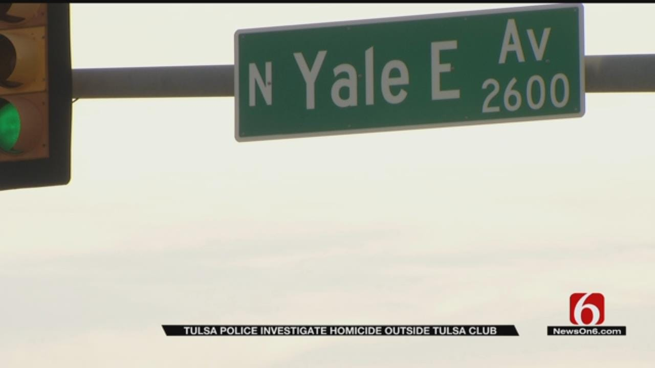Man Dead, Shot Multiple Times Near Apache And Yale, Police Say