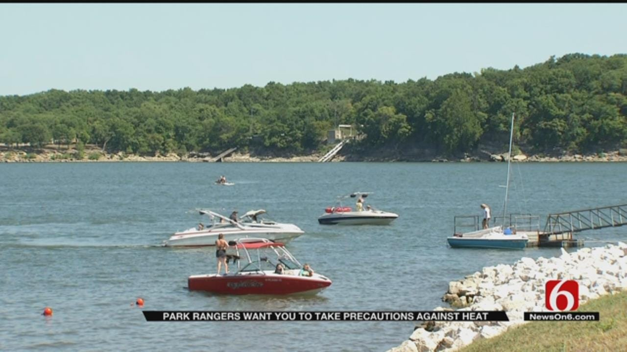 Water Safety Urged After 12 Oklahoma Drowning Deaths