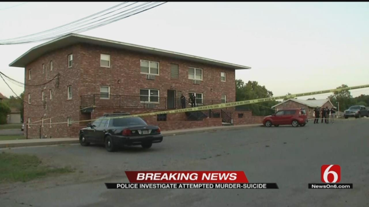 Talequah Police Investigating Attempted Murder-Suicide