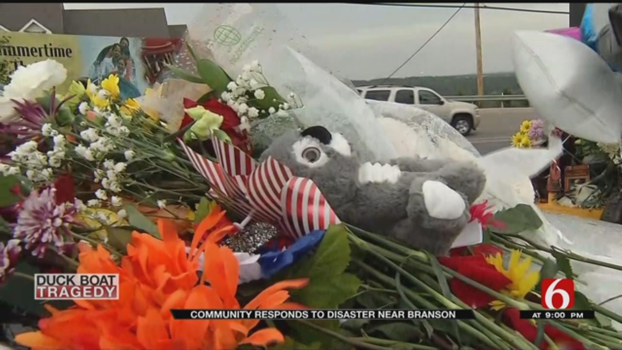 Branson Community Pulls Together Following Tragic Boat Accident