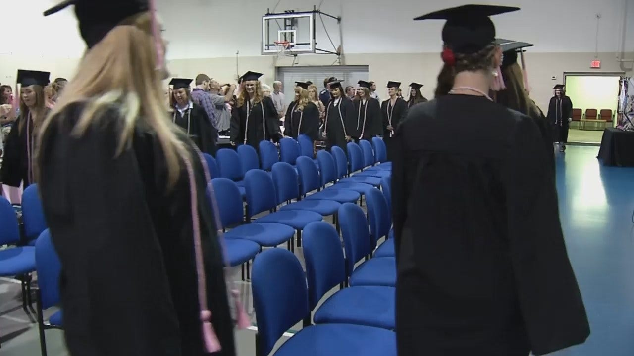 WEB EXTRA: Video From Muddy Paws Graduation Program