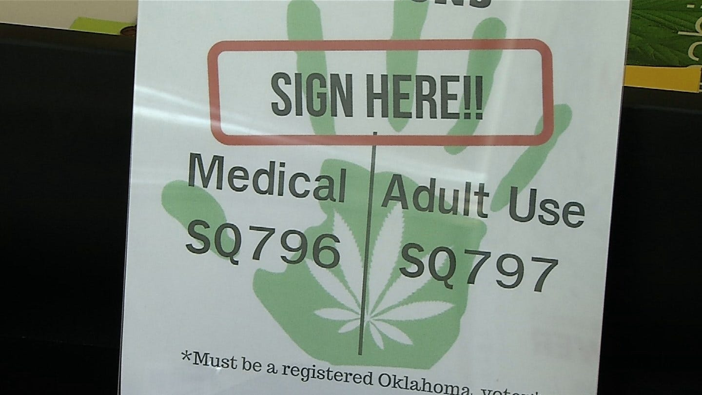 After Health Dep't Restrictions, Marijuana-Related Petitions Get Surge In Support