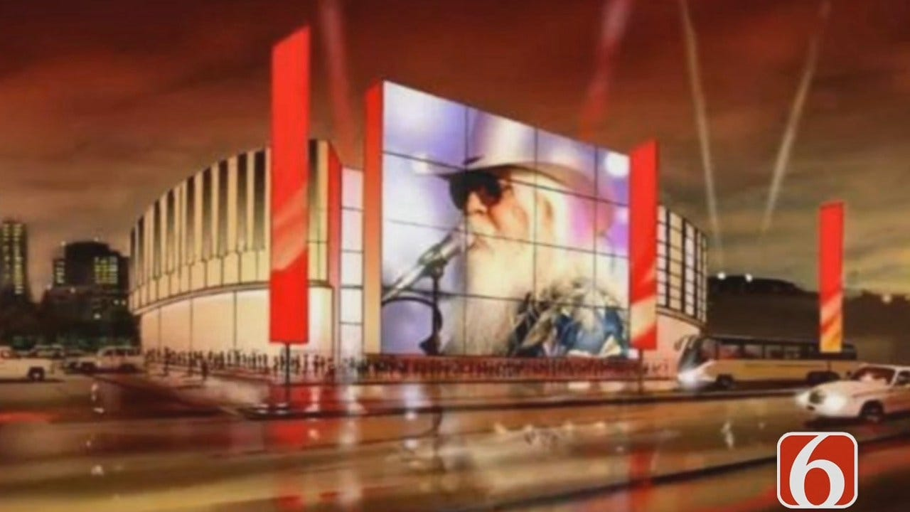 Dave Davis: The Big Reveal For OKPOP Museum Held Monday