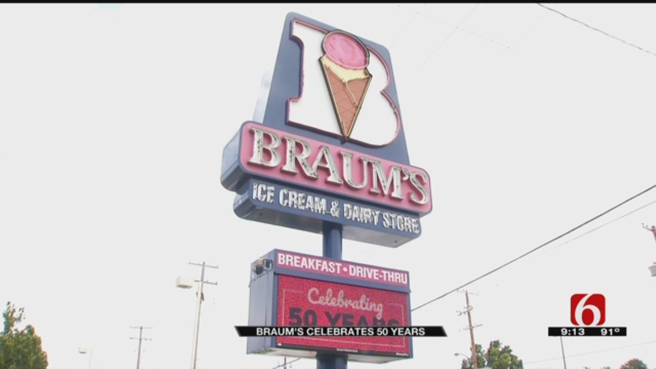 Braums Celebrates 50th Anniversary
