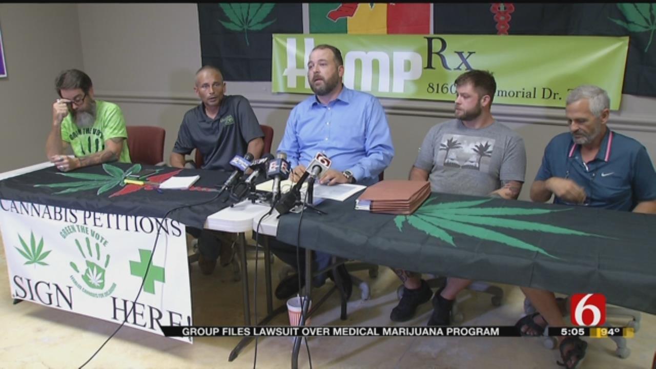 Lawsuits Arise From Rules Surrounding Oklahoma Medical Marijuana Program