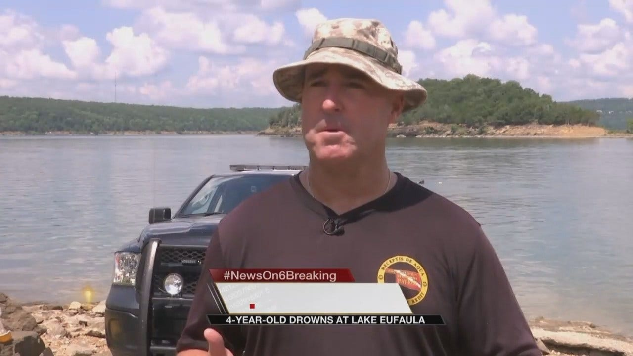 OHP: 4-Year-Old Child Drowns At Lake Eufaula