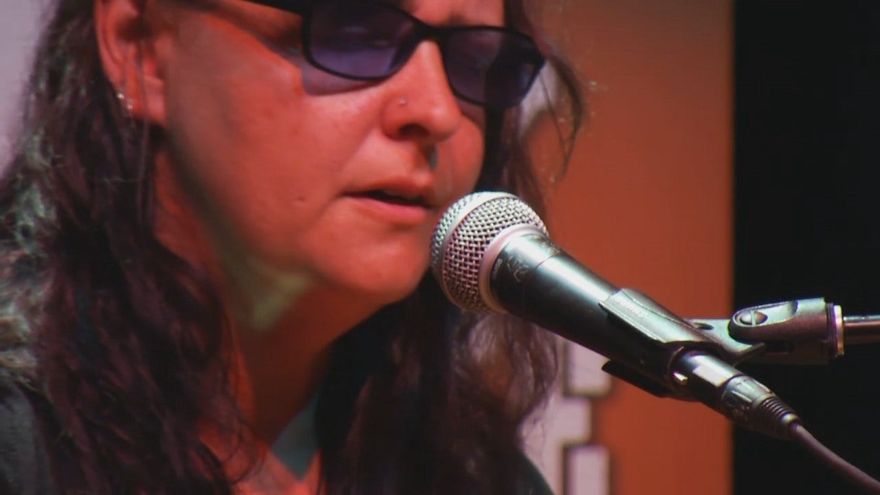 WEB EXTRA: Video From Annie Guthrie's Performance At Tulsa Center