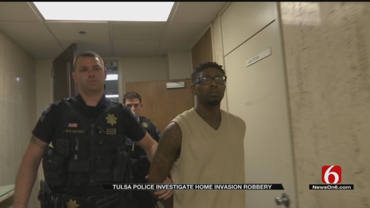 One In Custody, Other Suspects Sought In Tulsa Apartment Robbery