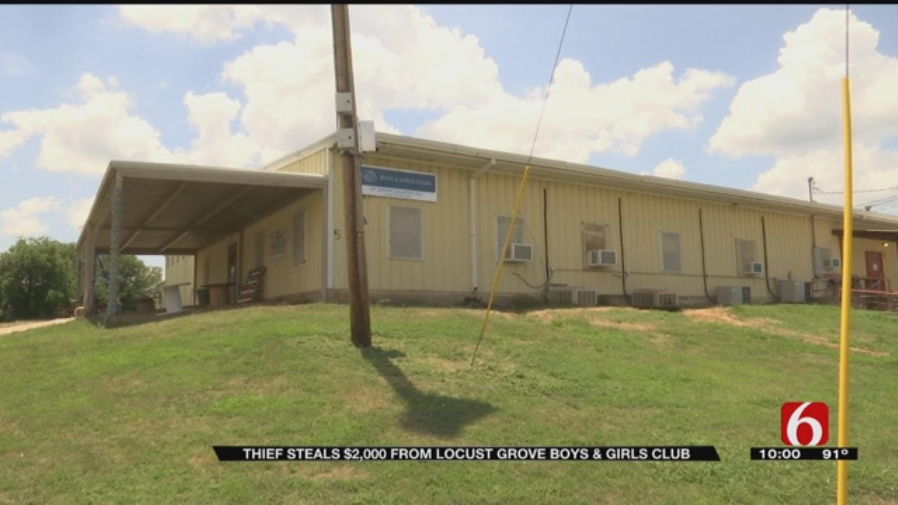 Locust Grove Boys And Girls Club Field Trips In Jeopardy After Theft