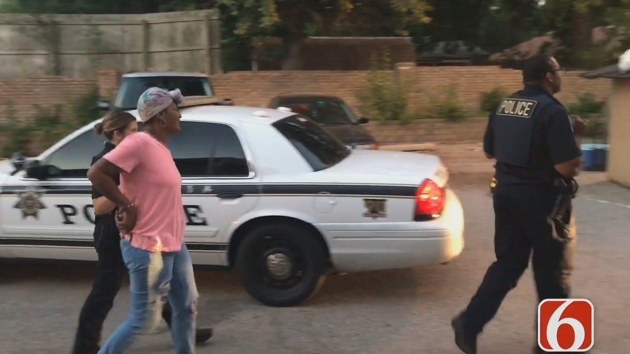 Sawyer Buccy: 3 People Taken Into Custody In Tulsa
