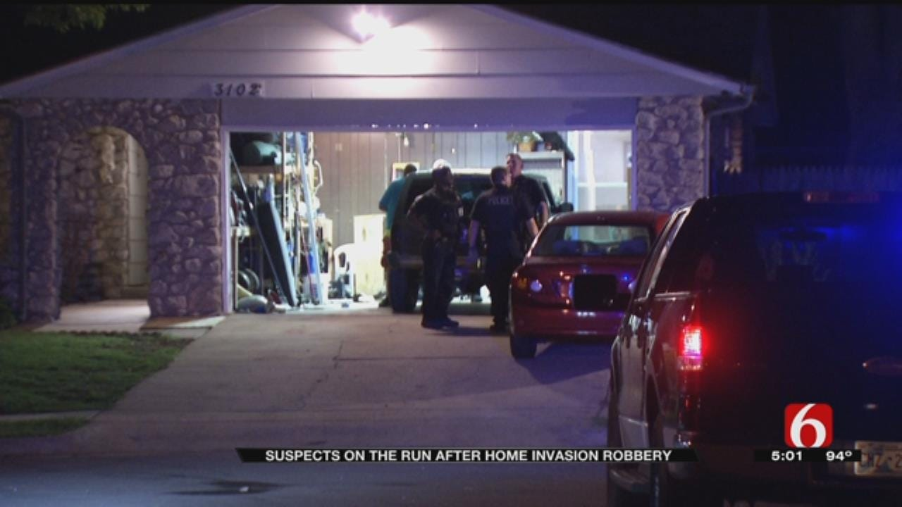 Neighbors React To Early Morning Home Invasion, Robbery