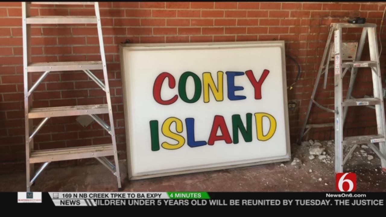 Stillwater's Coney Island Undergoes Renovation In Its 50th Year