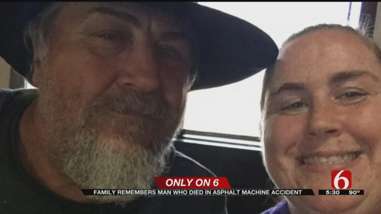 Memorial Motorcycle Ride Planned For Man Killed In Asphalt Machine Accident