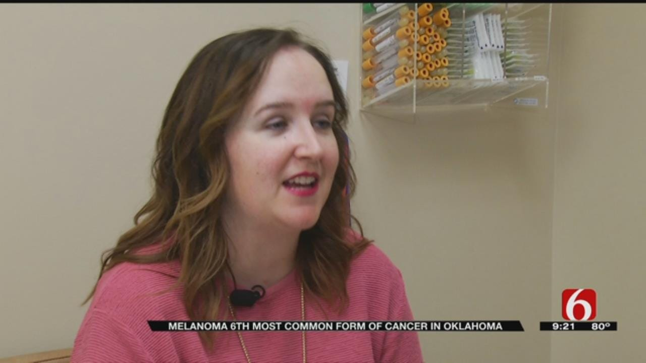 Diagnosed With Skin Cancer Twice, Oklahoma Mother Shares Her Story