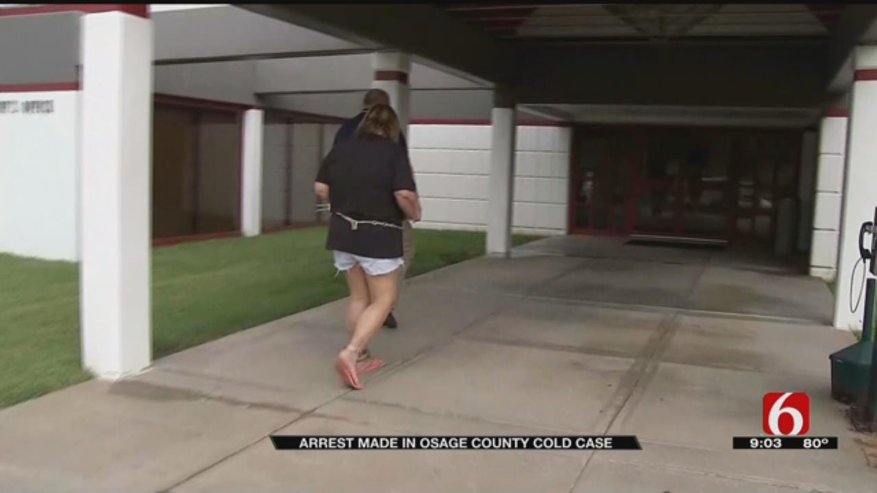 Television Program Helps Osage County Investigators Solve 22-Year-Old Cold Case