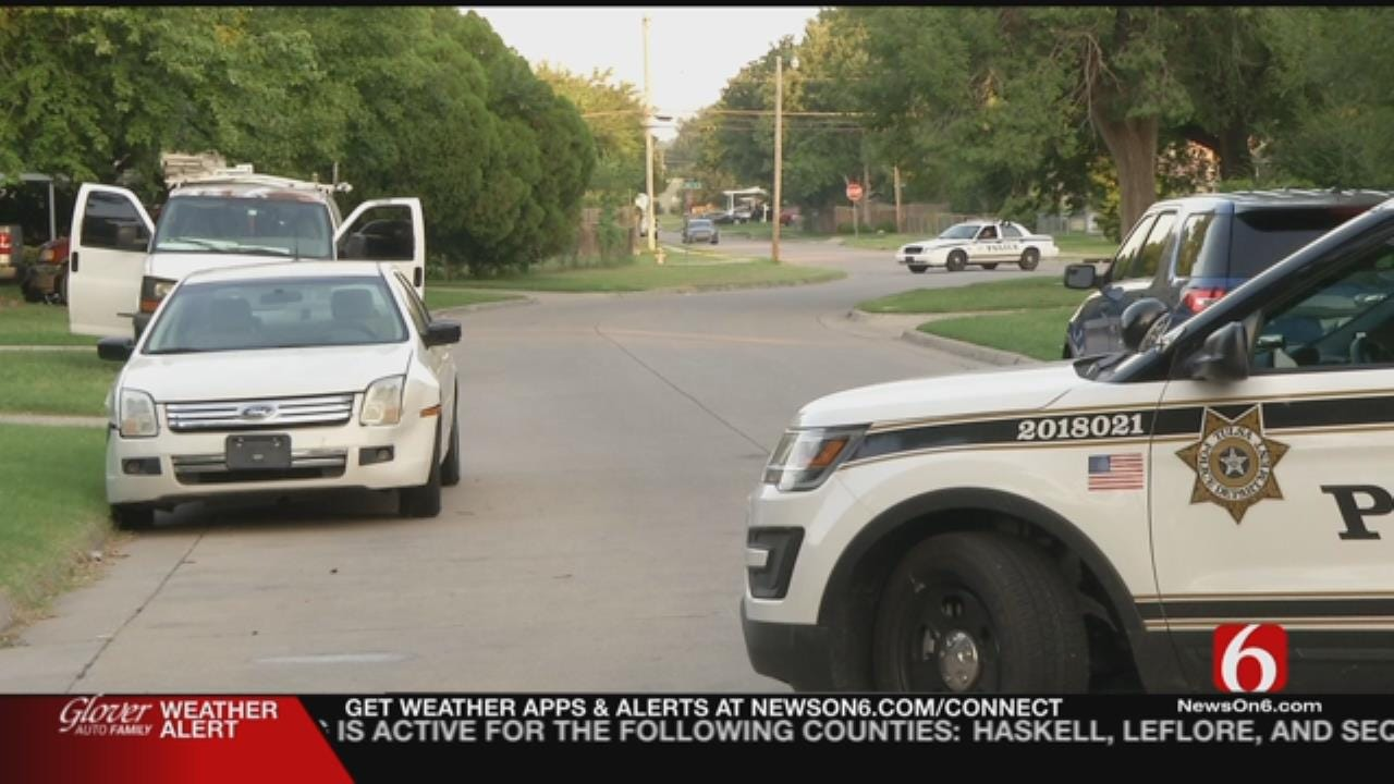 Man Shot 5 Times Outside Tulsa Home Expected To Survive