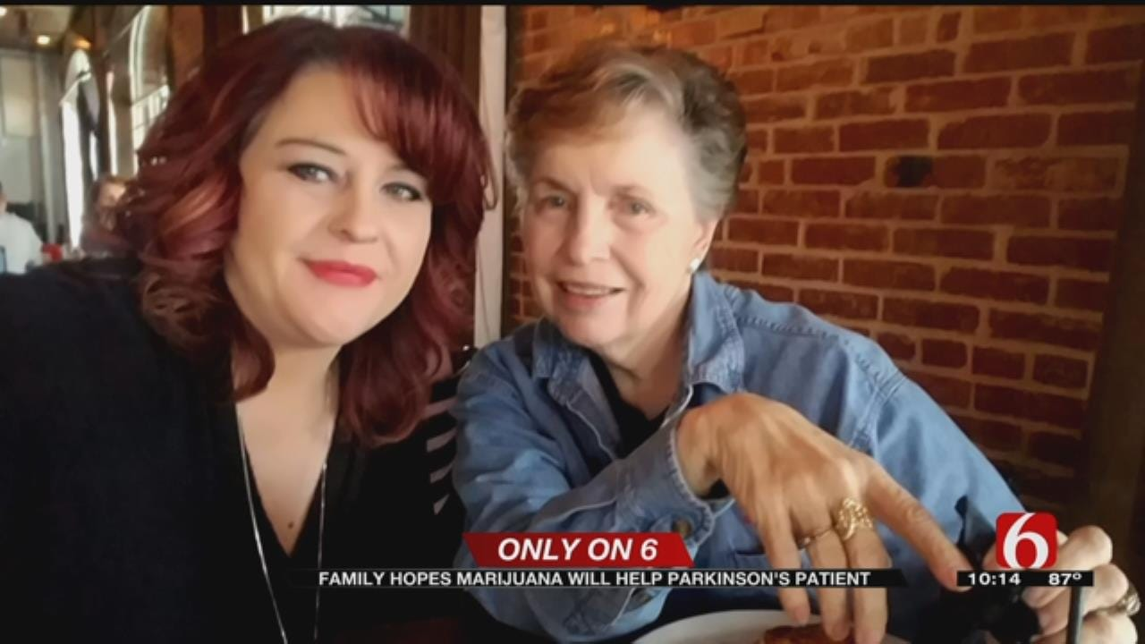 Mother And Daughter Hopeful Medical Marijuana Is The Answer