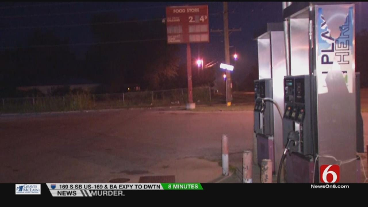 Tulsa Police Look For Convenience Store Robber