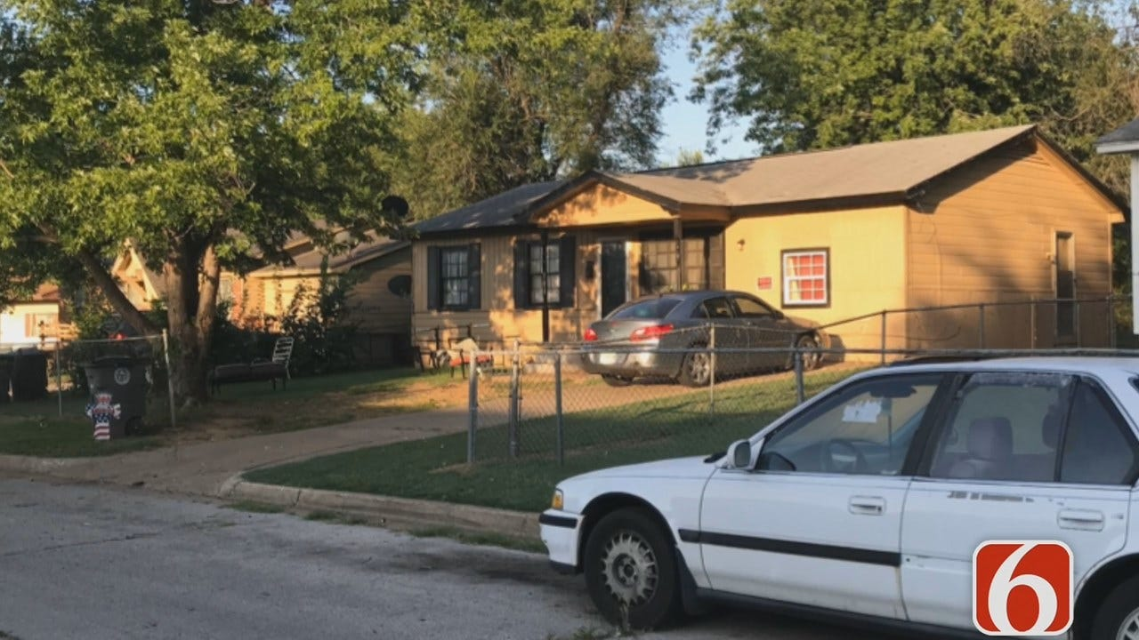 Joseph Holloway: 15-Year-Old Tulsa Girl Wounded In Drive-By Shooting