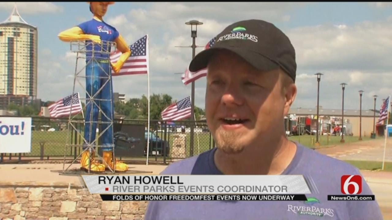 Folds Of Honor Freedom Fest Expecting Close To 80,000 People