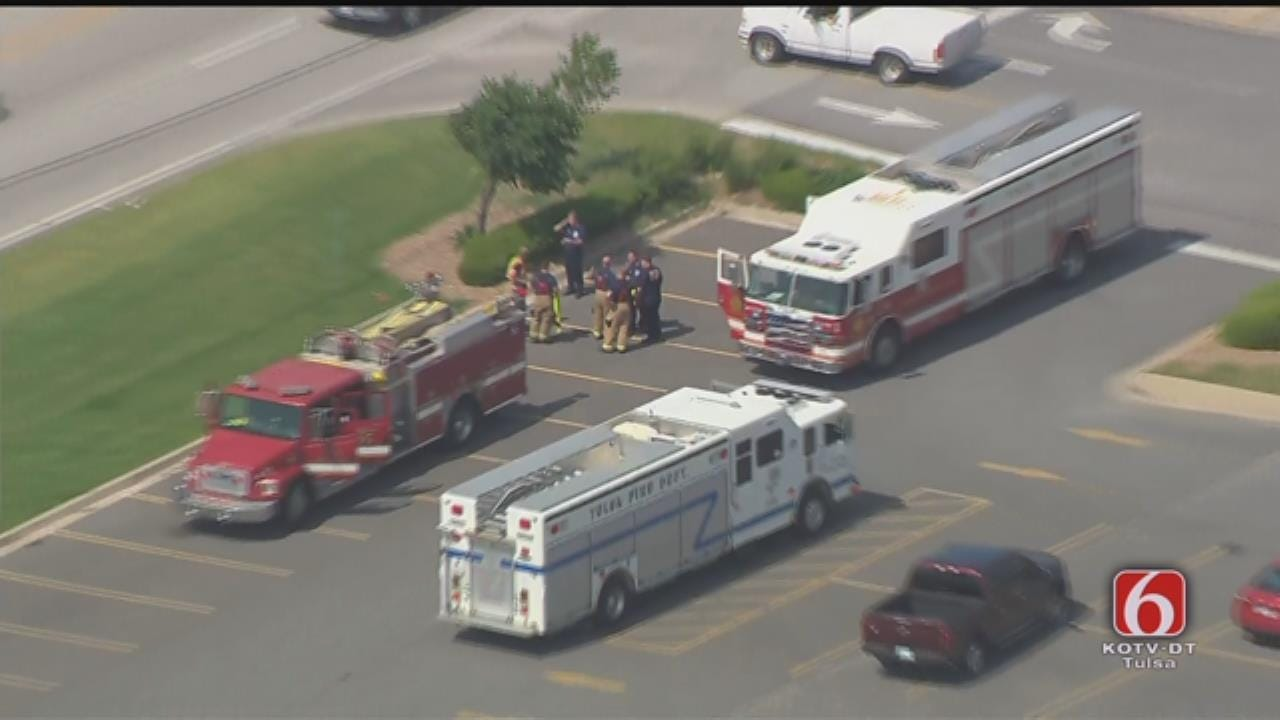 Evacuations Ordered Near 41st & Sheridan After Ammonia Leak