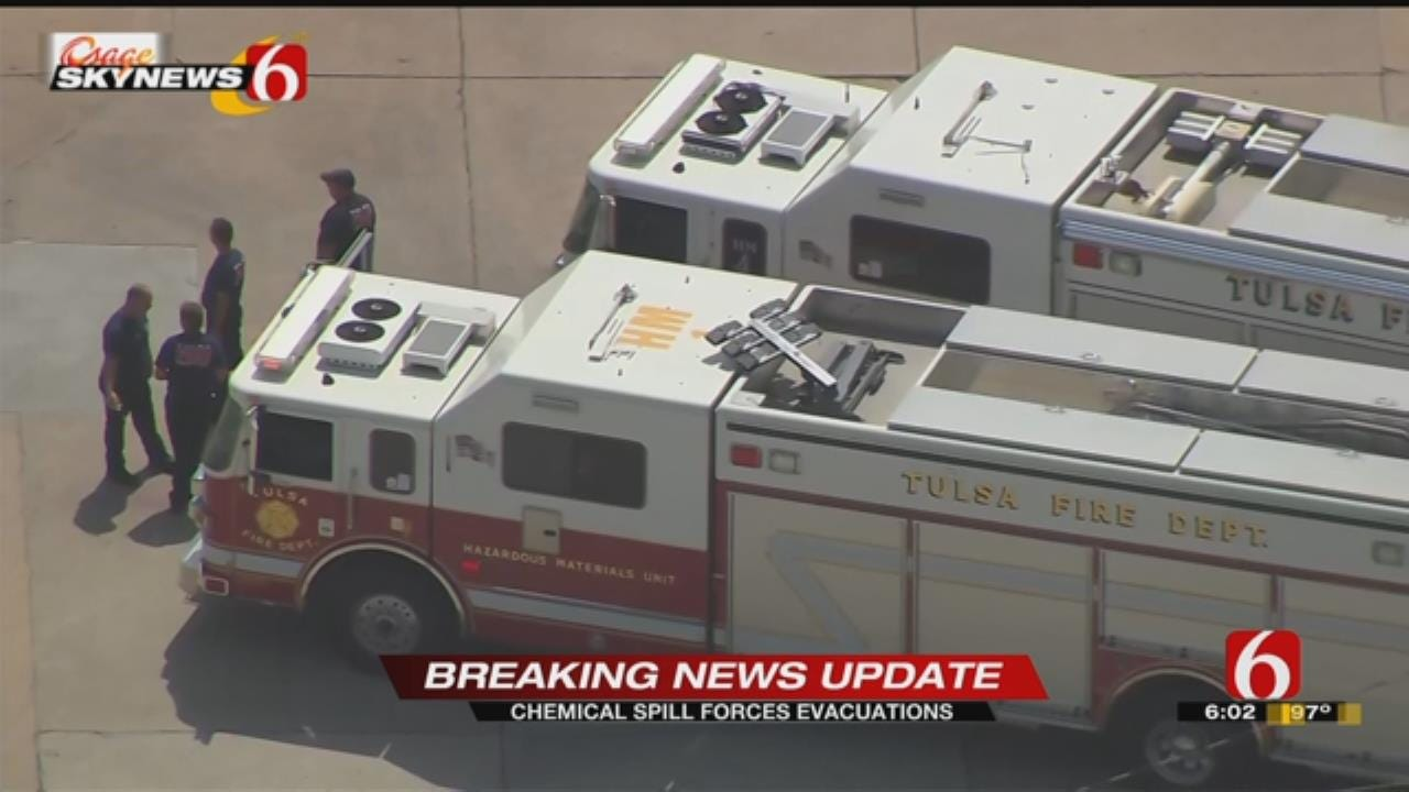 Residents Able To Return Home After Ammonia Leak Prompted Evacuations