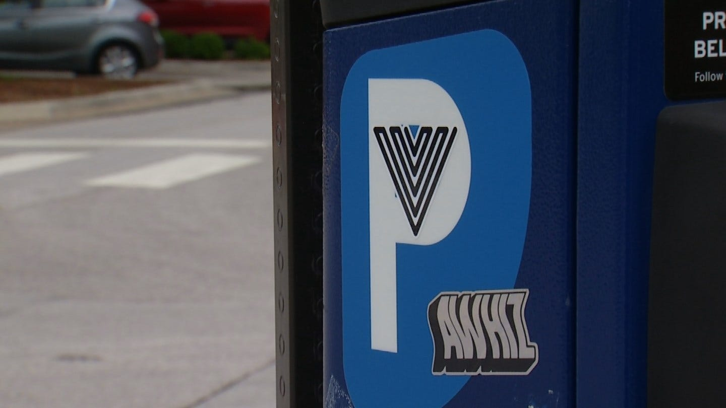 City Of Tulsa Parking App Launches