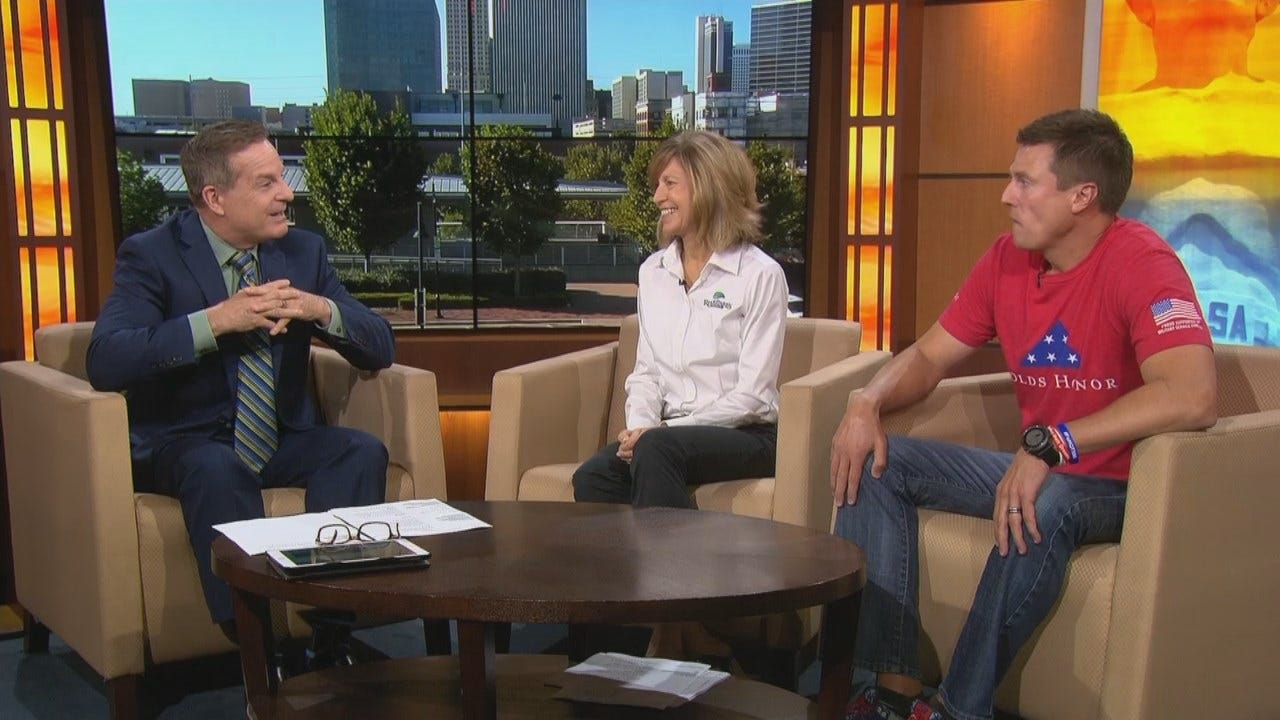 Preview Of Tulsa's July 4th Folds Of Honor FreedomFest