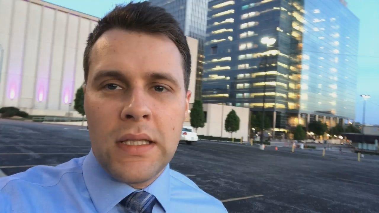 Dave Davis Says New Tax Revenue Part Of Oklahoma's Medical Marijuana Law