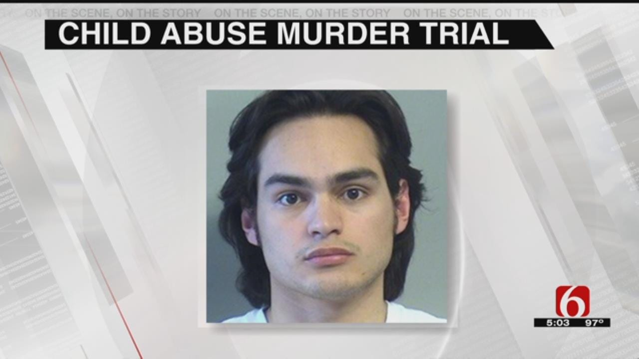Trial Begins For Former TU Student Accused In Infant's Death