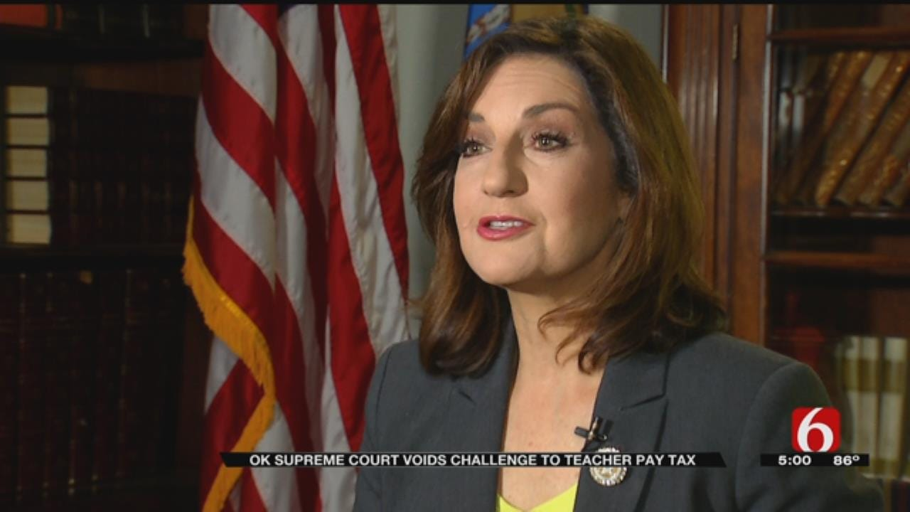 Supreme Court Confirms Teacher Raises Not Dependent On Tax Increase