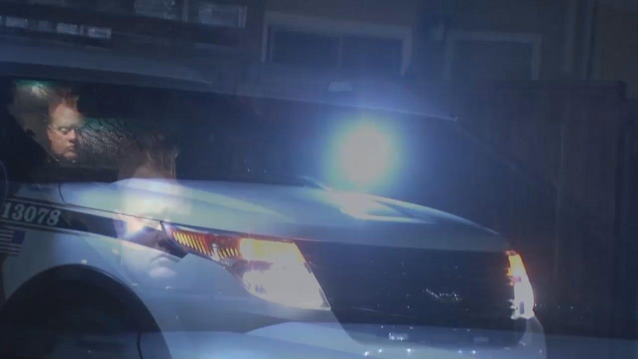 WEB EXTRA: Video From Scene Of Tulsa Carjacking
