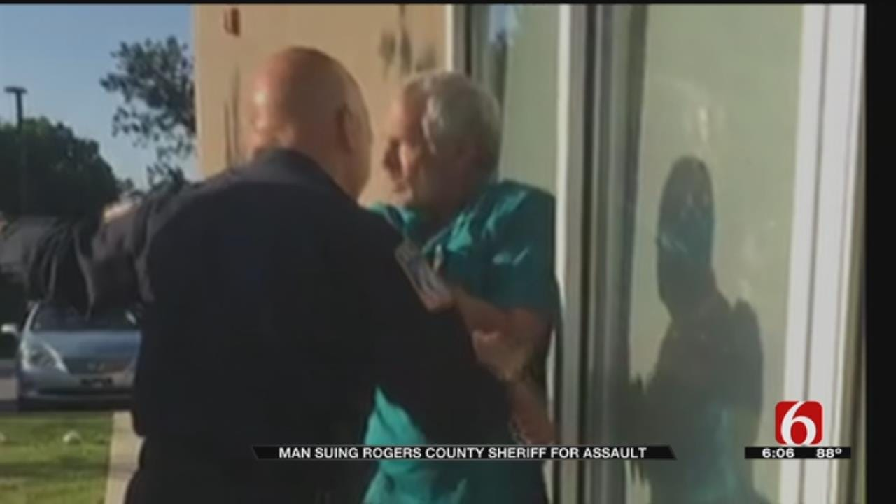 Man Thrown Out Of SQ 788 Forum Suing Rogers County Sheriff