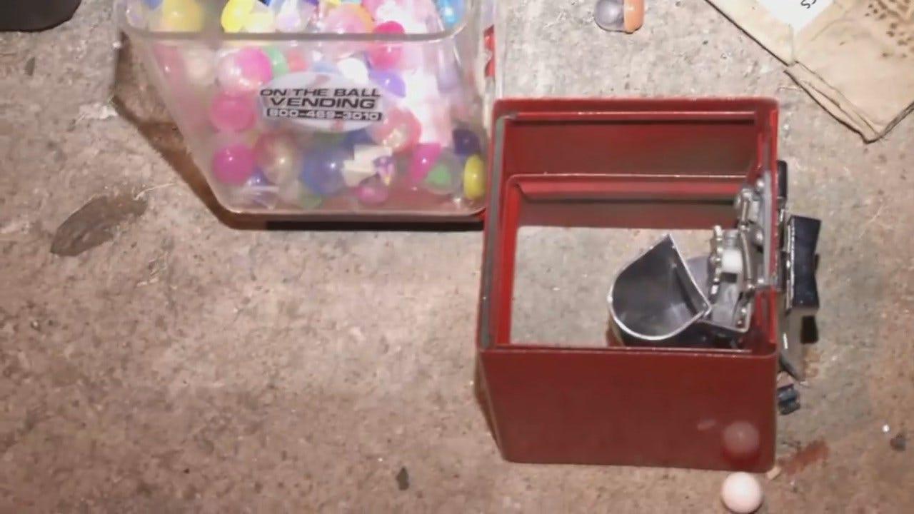 WEB EXTRA: Video From Tulsa Family Dollar Burglary