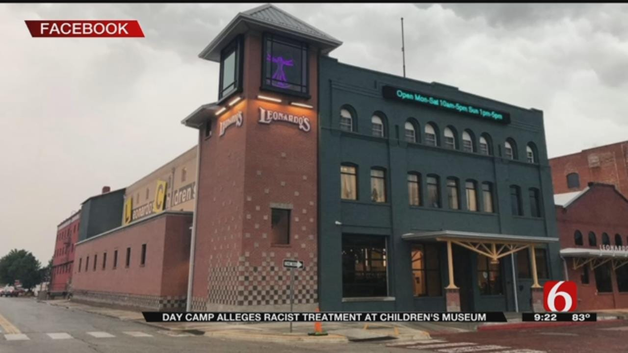 Controversy Over Kids' Field Trip To Enid Children's Museum