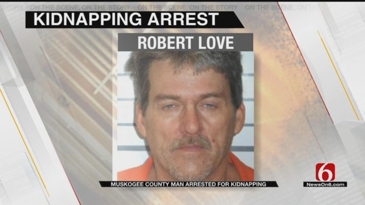 Man Kept Teens Locked In Room For 12 Days, Muskogee Police Say