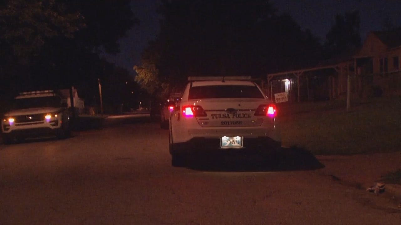 WEB EXTRA: Video From Scene Of Tulsa Home Invasion, Robbery