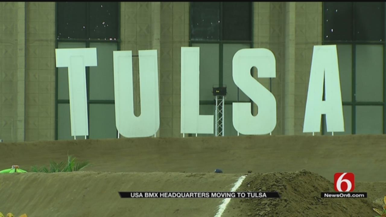 USA BMX, City Finalize Agreement Bringing Headquarters To Tulsa