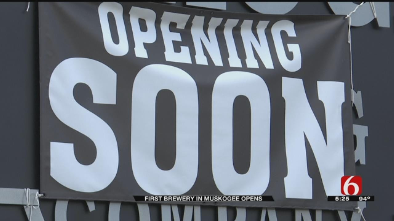 Muskogee Brewery To Open In Historic Firehouse