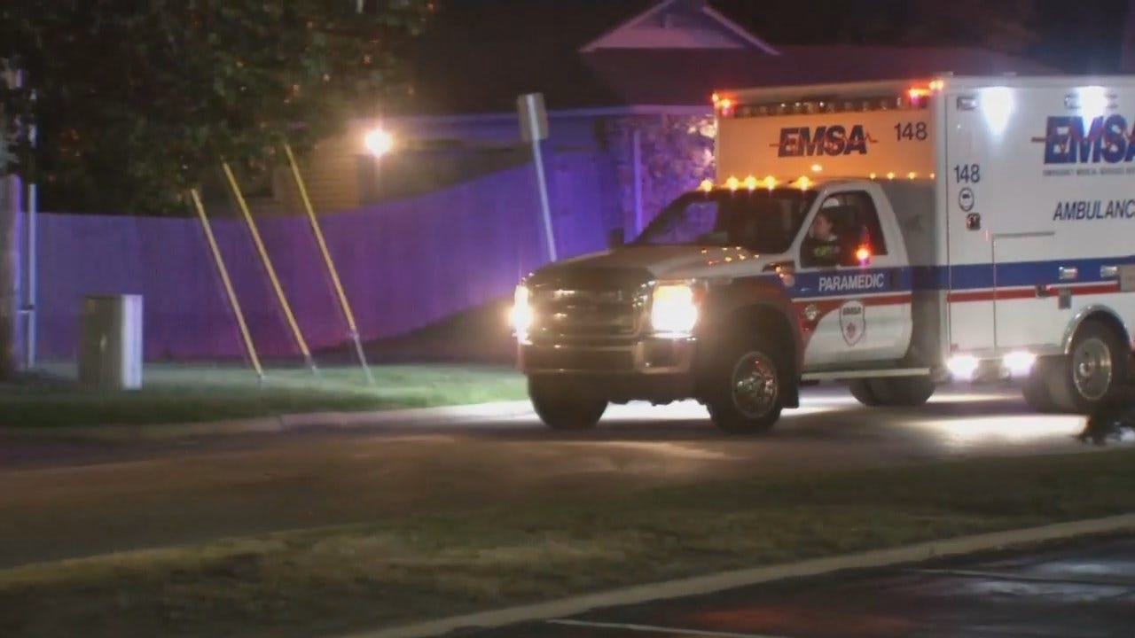 WEB EXTRA: Video From The Scene Of The Shooting