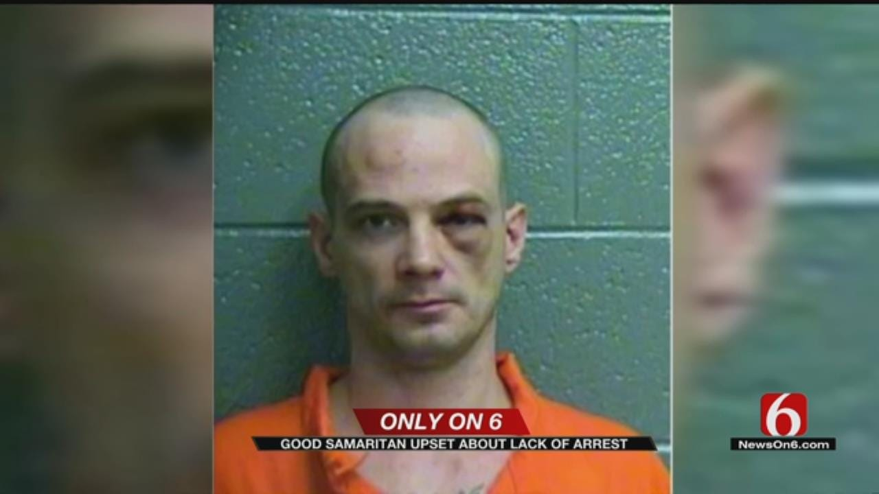 Stabbing Victim Frustrated Suspect Was Released, Still Not Charged