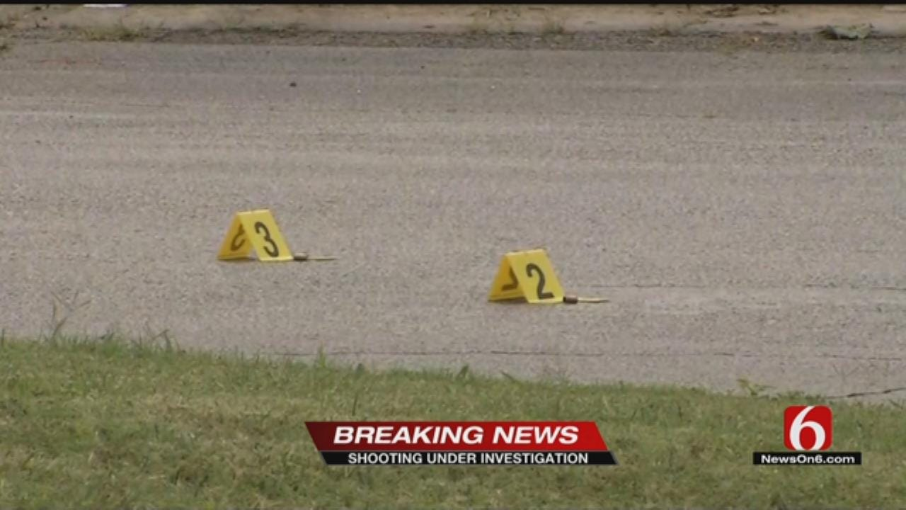One Injured, Two Arrested Following Tulsa Shooting