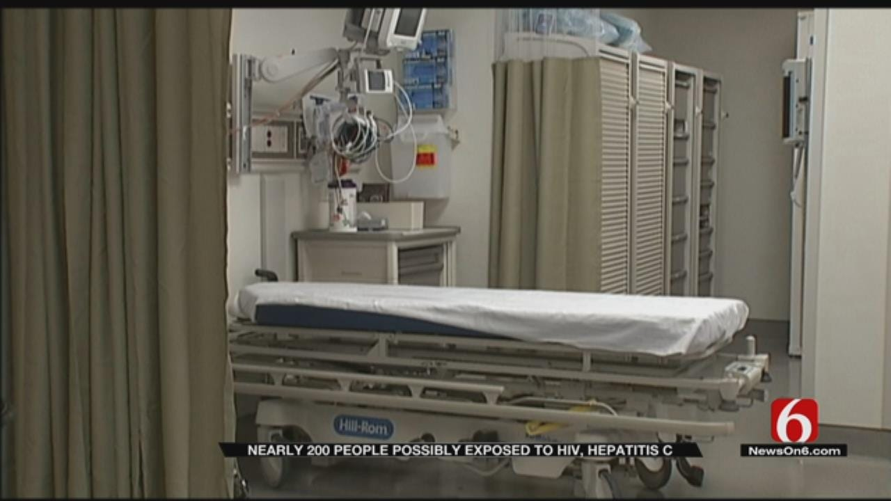 Cherokee Nation: Nurse Involved In HIV, Hep C Scare No Longer Employed
