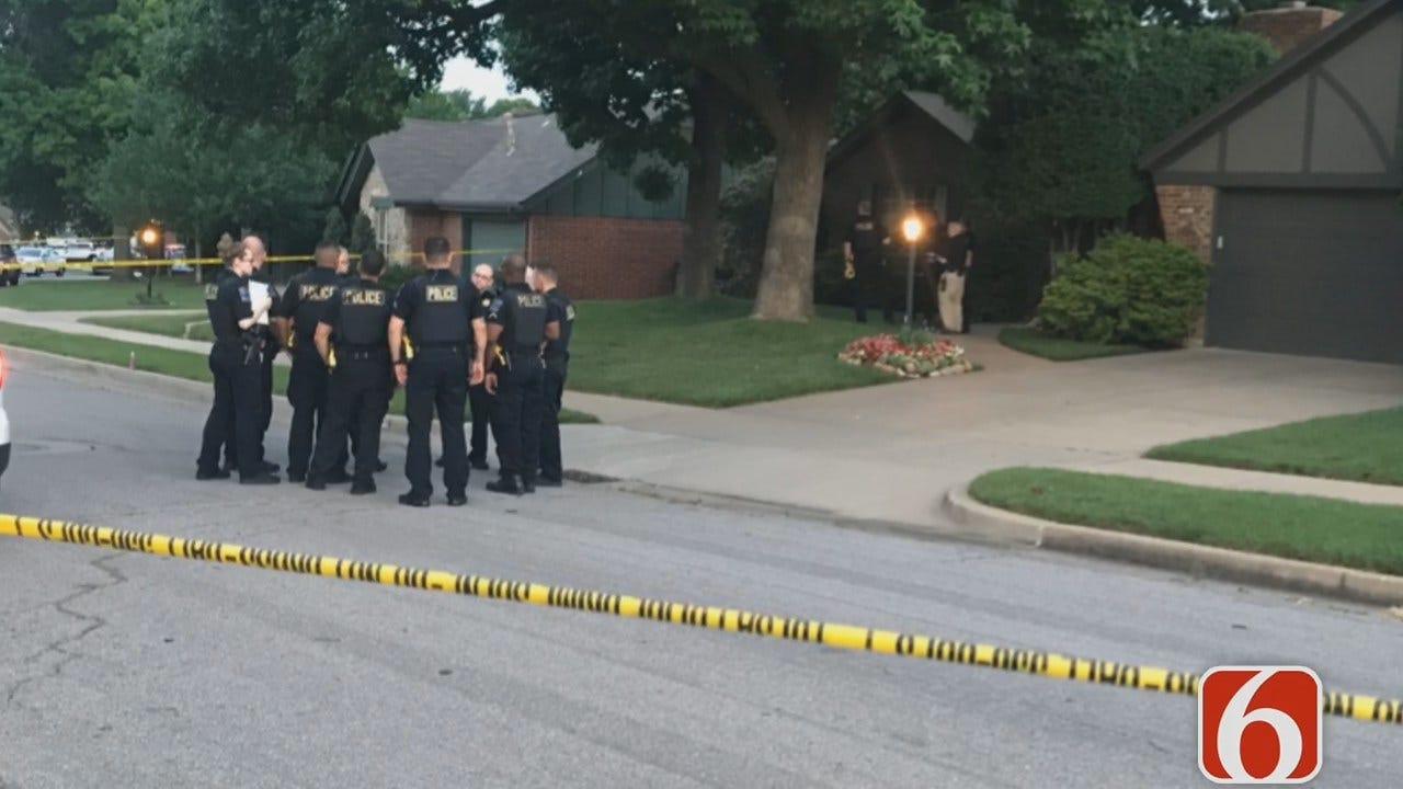 Julia Benbrook Reports On Homicide Near 51st & Sheridan