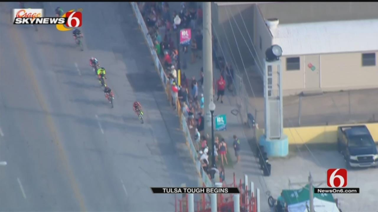 Tulsa Tough Taking Over Downtown This Weekend