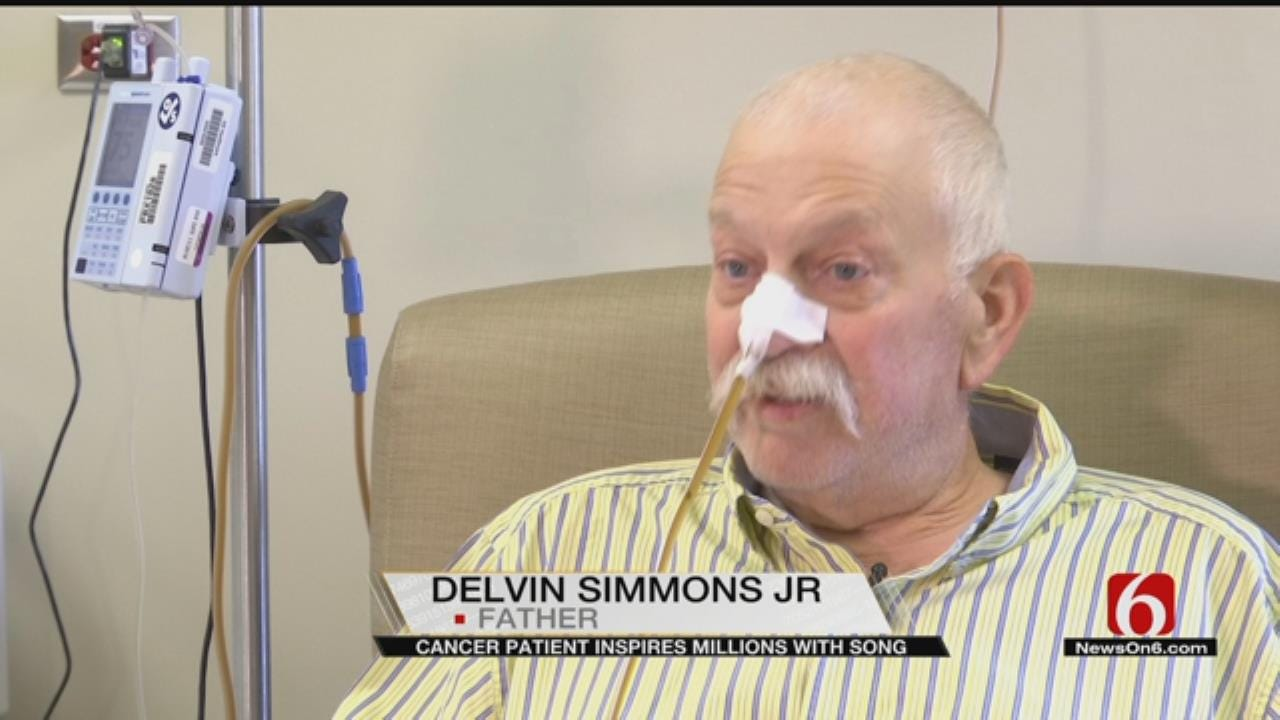 Oklahoma Man Fighting Cancer Reaches Millions With Inspirational Song