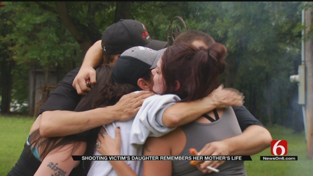 Family Of Sand Springs Shooting Victim Shares Their Story