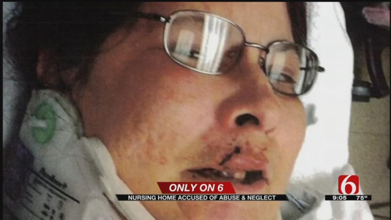 Family Suing Jenks Nursing Home For Negligence